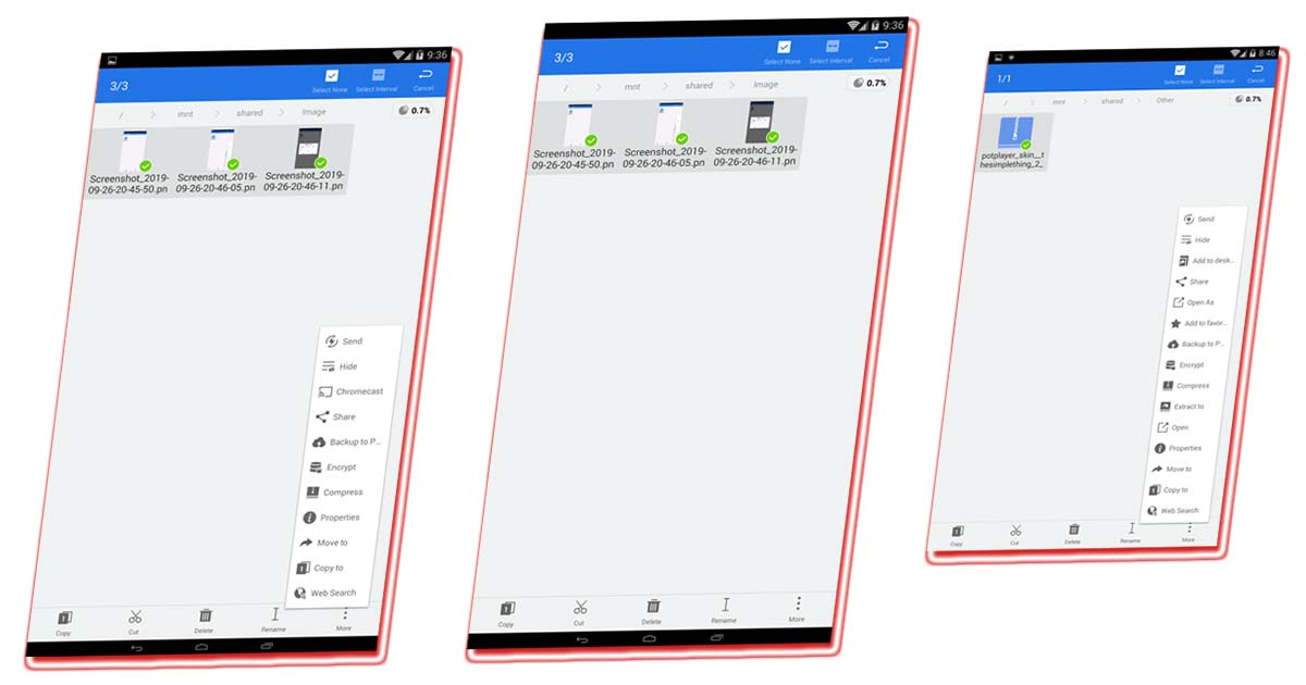 How to Open and Create Zip File in Android Mobile Phone 2020